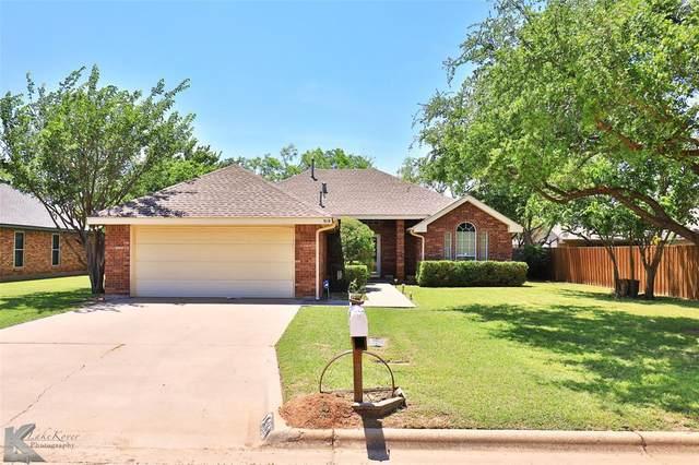 918 Reeves Street, Abilene, TX 79602 (MLS #14598288) :: The Tierny Jordan Network