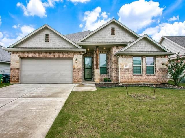 1405 Oak Tree Drive, Denton, TX 76209 (MLS #14598289) :: Real Estate By Design