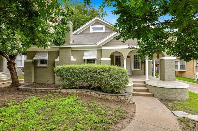 3409 Rogers Avenue, Fort Worth, TX 76109 (MLS #14598295) :: Jones-Papadopoulos & Co