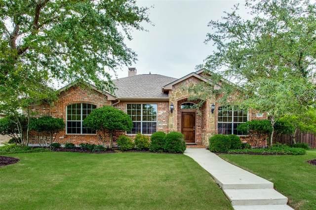 914 Carlsbad Drive, Allen, TX 75002 (MLS #14598301) :: Real Estate By Design
