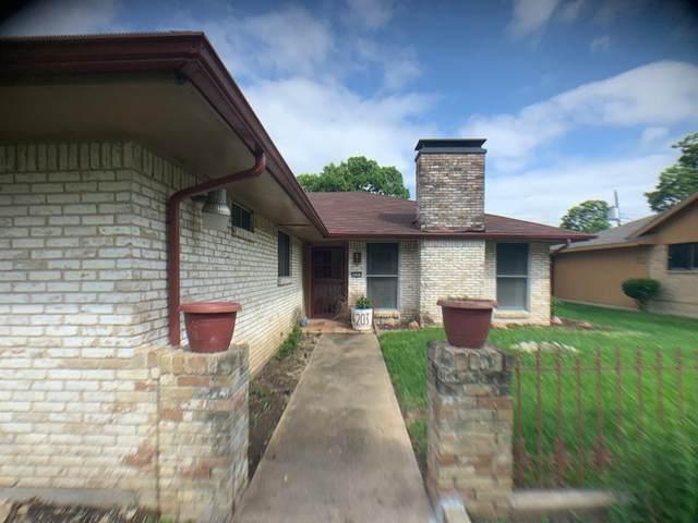 4203 Cinnabar Drive, Dallas, TX 75227 (MLS #14598303) :: Real Estate By Design