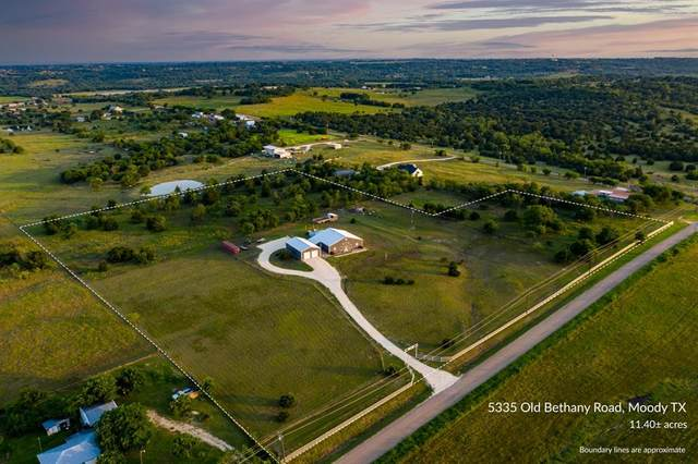 5335 Old Bethany Road, Moody, TX 76557 (MLS #14598304) :: Real Estate By Design