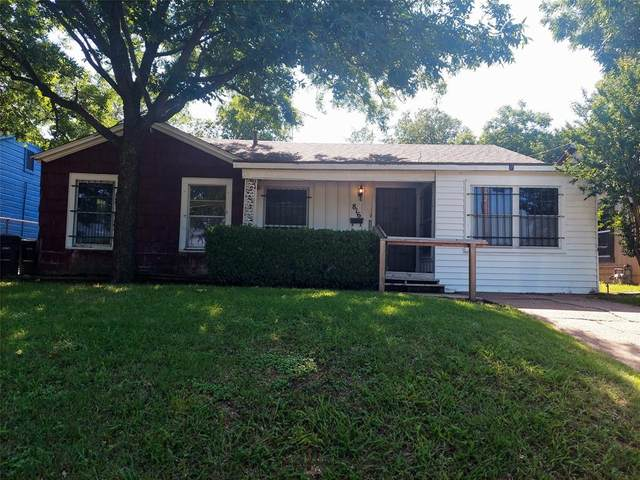 816 Sycamore Terrace, Fort Worth, TX 76104 (MLS #14598305) :: The Heyl Group at Keller Williams