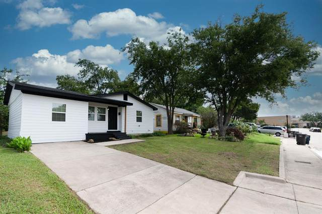 1105 Judd Street, Fort Worth, TX 76104 (MLS #14598313) :: Craig Properties Group