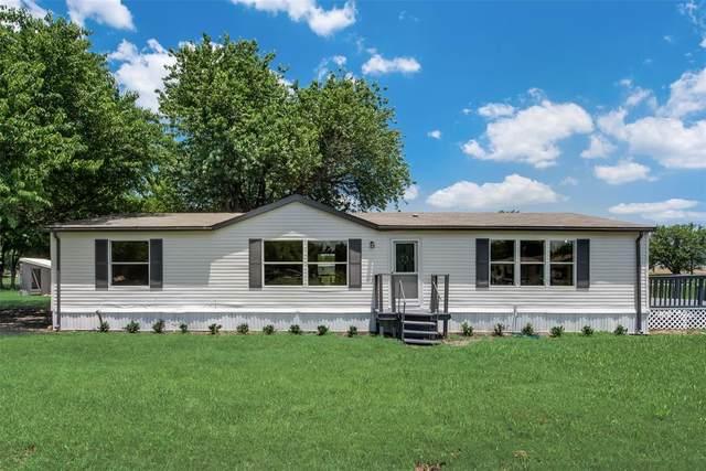 11500 Knight Lane, Ponder, TX 76259 (MLS #14598319) :: The Rhodes Team