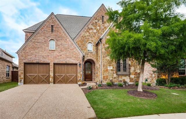 8112 Paisley, The Colony, TX 75056 (MLS #14598326) :: Real Estate By Design