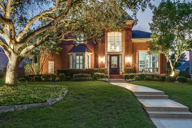 7527 Bradford Pear Drive, Irving, TX 75063 (MLS #14598327) :: All Cities USA Realty