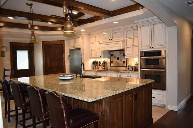 137 Kinbrook Lane, Weatherford, TX 76087 (MLS #14598356) :: Real Estate By Design