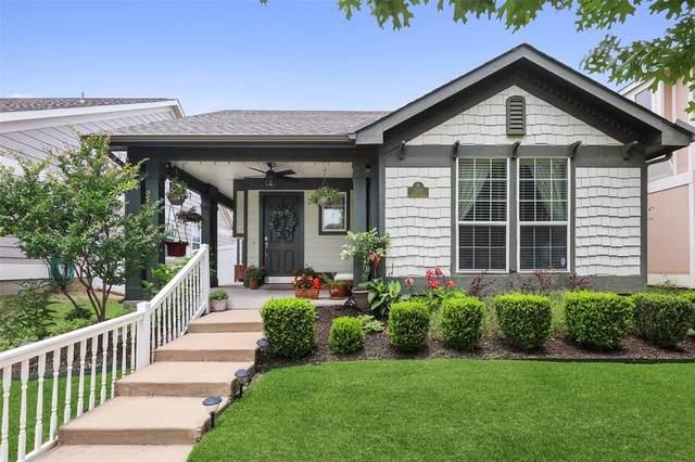 1209 Caudle Lane, Savannah, TX 76227 (MLS #14598359) :: Real Estate By Design