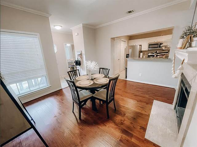12680 Hillcrest Road #4209, Dallas, TX 75230 (MLS #14598360) :: The Mitchell Group