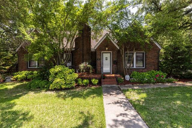 605 W Josephine Street, Weatherford, TX 76086 (MLS #14598361) :: Real Estate By Design