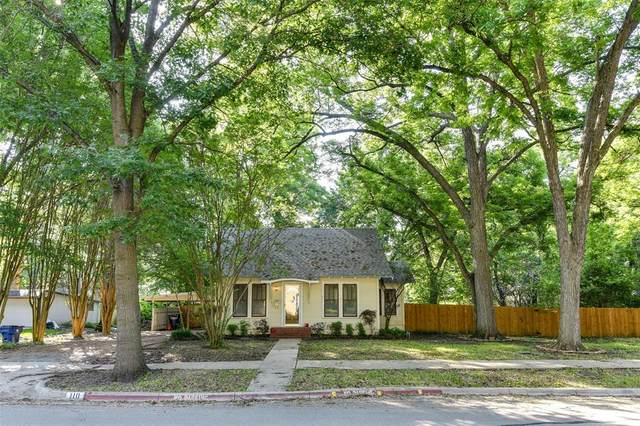 110 Kirven Avenue, Waxahachie, TX 75165 (MLS #14598363) :: VIVO Realty