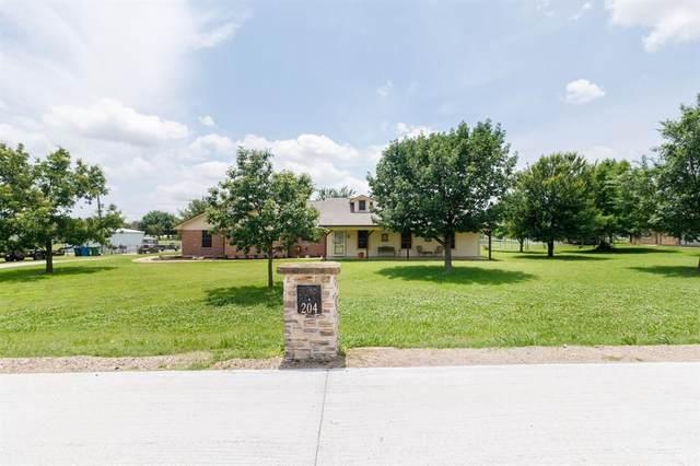 204 Odessa Drive, Haslet, TX 76052 (MLS #14598364) :: Team Hodnett