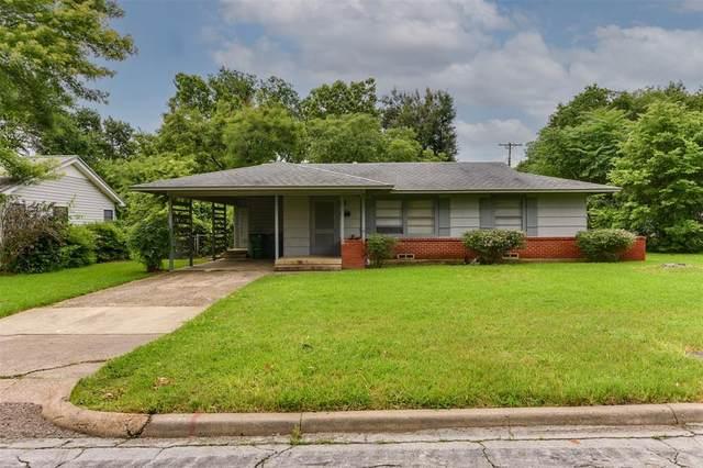 102 Pensacola Avenue, Waxahachie, TX 75165 (MLS #14598377) :: Real Estate By Design