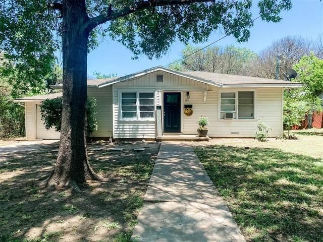 1911 S Cypress Street, Brady, TX 76825 (MLS #14598381) :: Real Estate By Design