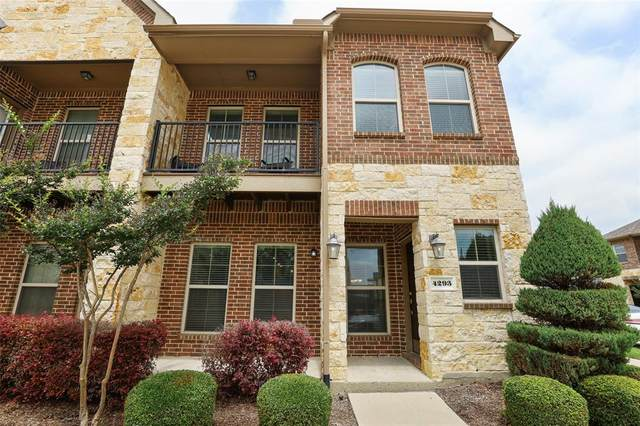 4293 Kiowa Drive, Carrollton, TX 75010 (MLS #14598388) :: Real Estate By Design