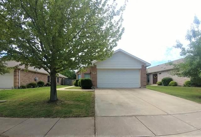1161 Browntop Street, Crowley, TX 76036 (MLS #14598399) :: Keller Williams Realty