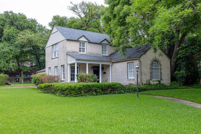 1154 N Edgefield Avenue, Dallas, TX 75208 (MLS #14598406) :: The Kimberly Davis Group