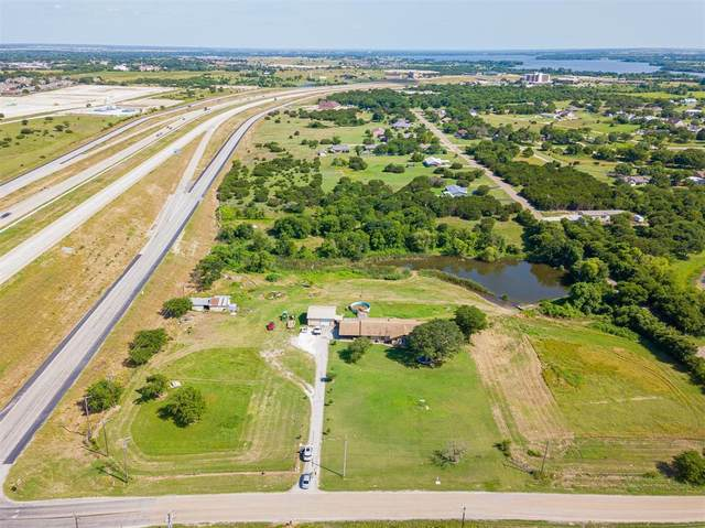 2553 Woodard Avenue, Cleburne, TX 76033 (MLS #14598424) :: Real Estate By Design