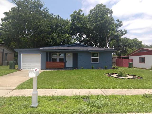 1721 Glynn Oaks Drive, Arlington, TX 76010 (MLS #14598429) :: The Heyl Group at Keller Williams