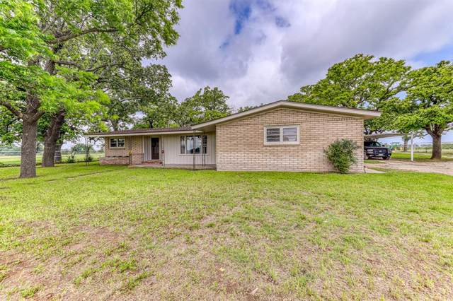 2749 County Road 279, Baird, TX 79504 (MLS #14598440) :: The Russell-Rose Team