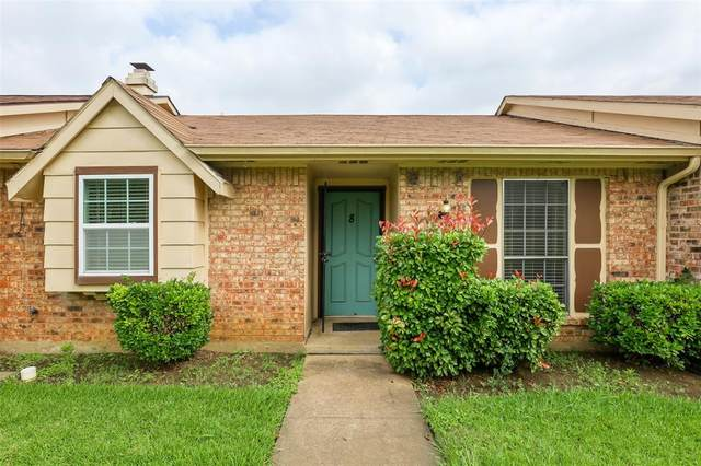 8 E Creek Lane #16, Grand Prairie, TX 75052 (MLS #14598489) :: Real Estate By Design