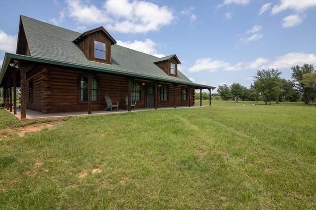1770 Doss Road, Millsap, TX 76066 (MLS #14598496) :: Real Estate By Design
