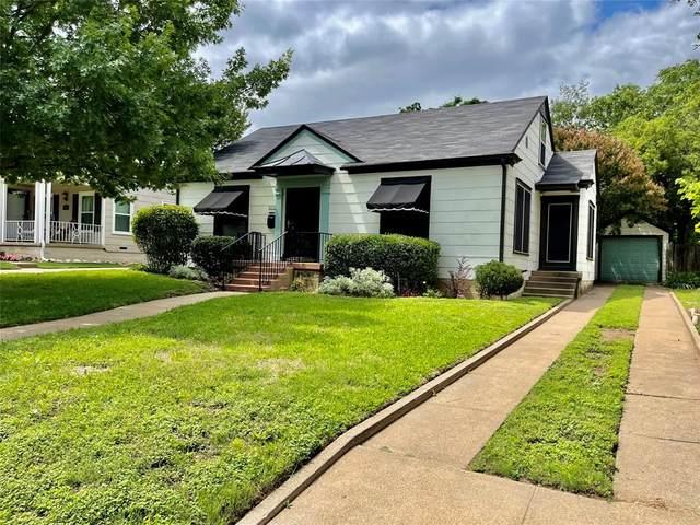 4312 Calmont Avenue, Fort Worth, TX 76107 (MLS #14598497) :: Keller Williams Realty