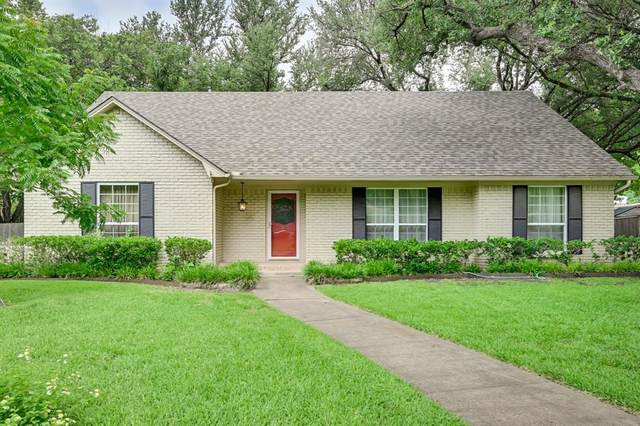 7617 Rolling Acres Drive, Dallas, TX 75248 (MLS #14598499) :: All Cities USA Realty