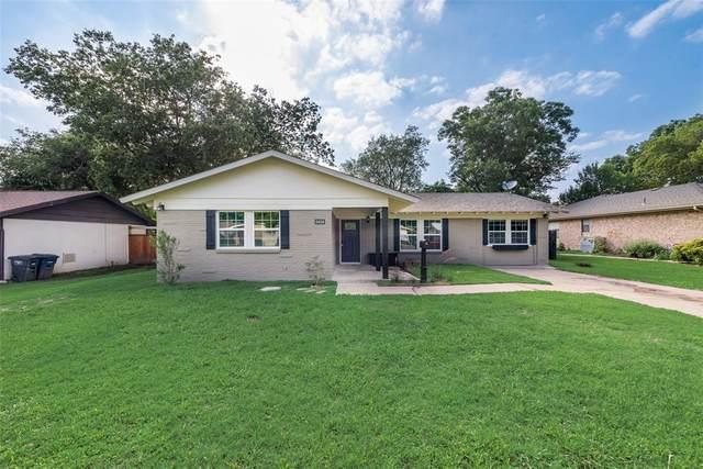 5616 Wheaton Drive, Fort Worth, TX 76133 (MLS #14598505) :: Keller Williams Realty