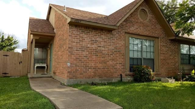 4527 Chapman Street, The Colony, TX 75056 (MLS #14598509) :: The Chad Smith Team