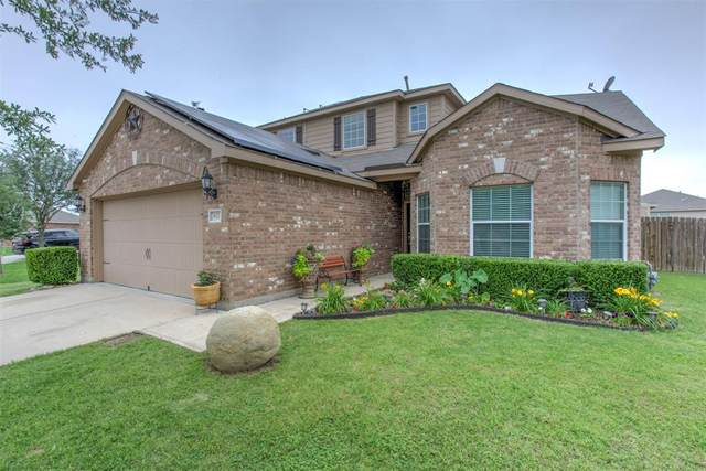 412 Buoy Court, Crowley, TX 76036 (MLS #14598511) :: Team Hodnett
