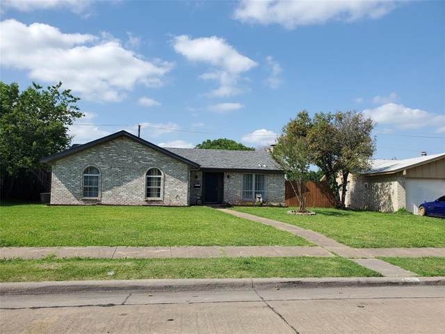 1109 Twilight Drive, Garland, TX 75040 (MLS #14598512) :: Real Estate By Design