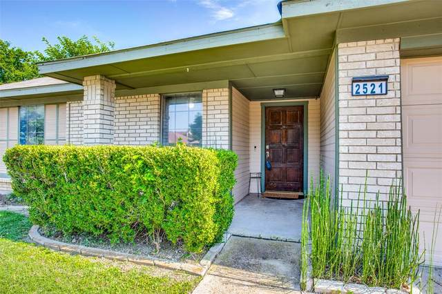 2521 Poplar Spring Road, Fort Worth, TX 76123 (MLS #14598529) :: Hargrove Realty Group