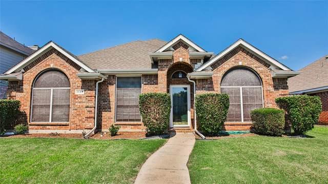 1177 Taylor Lane, Lewisville, TX 75077 (MLS #14598530) :: VIVO Realty
