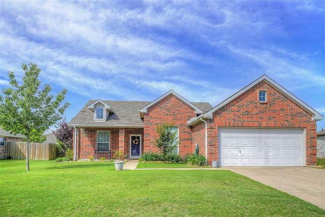 228 Amherst Drive, Forney, TX 75126 (MLS #14598555) :: Real Estate By Design