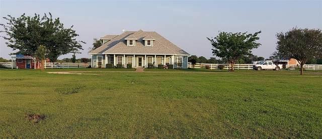 140 Eubanks Road, Maypearl, TX 76064 (MLS #14598557) :: 1st Choice Realty
