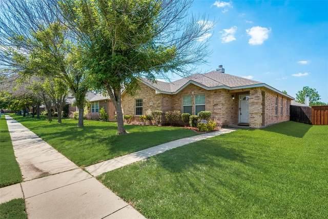 1317 Lamar Lane, Allen, TX 75002 (MLS #14598567) :: VIVO Realty