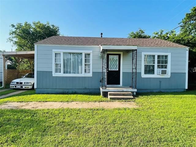 1633 Lucas Avenue, Wichita Falls, TX 76301 (MLS #14598575) :: Real Estate By Design