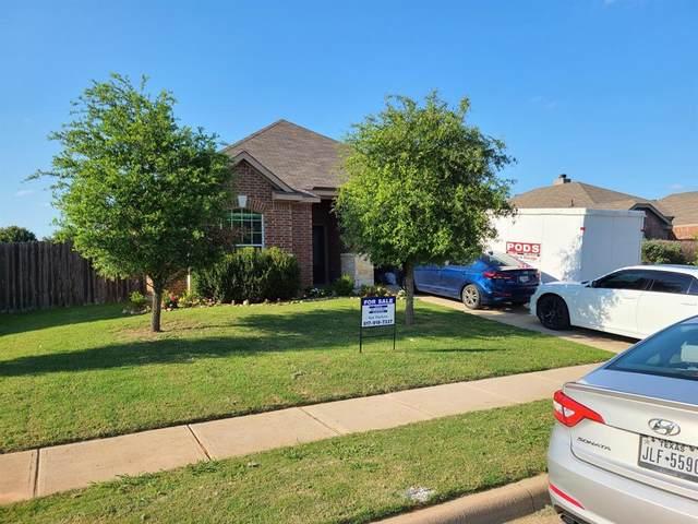 1232 Switchgrass Lane, Crowley, TX 76036 (MLS #14598576) :: Keller Williams Realty