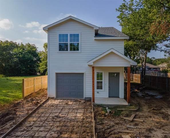4811 Fitzhugh Avenue, Fort Worth, TX 76105 (MLS #14598585) :: The Good Home Team