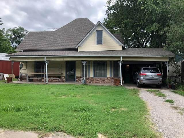 604 S Santa Fe Street, Wolfe City, TX 75496 (MLS #14598608) :: Real Estate By Design