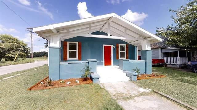 626 Moran Street, Gainesville, TX 76240 (MLS #14598620) :: The Chad Smith Team