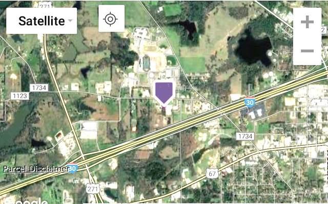 Mount Pleasant, TX 75455 :: The Hornburg Real Estate Group