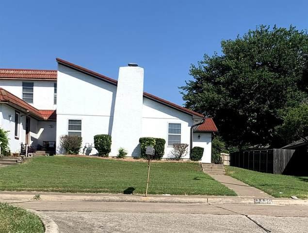 3450 Country Club Drive, Grand Prairie, TX 75052 (MLS #14598669) :: The Chad Smith Team