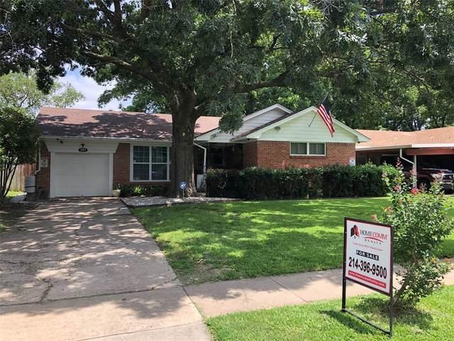 3107 Crest Ridge Drive, Dallas, TX 75228 (MLS #14598716) :: Team Hodnett