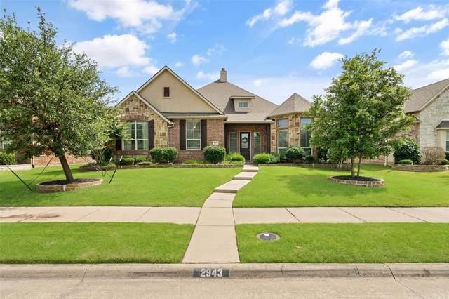 2943 Mcgregor Drive, Frisco, TX 75033 (MLS #14598719) :: RE/MAX Pinnacle Group REALTORS