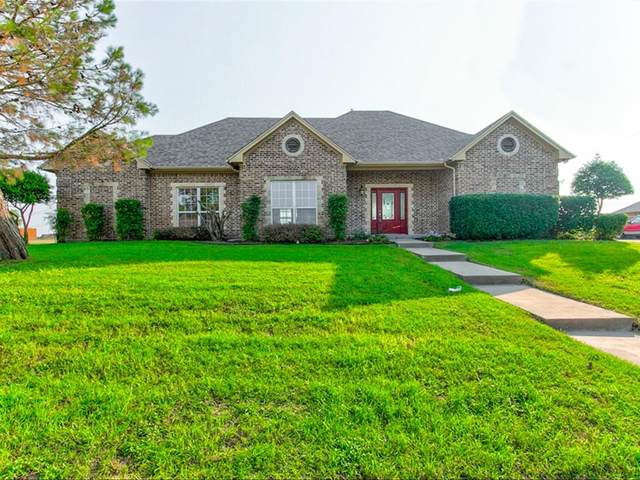 1412 Chaucer Drive, Cleburne, TX 76033 (MLS #14598729) :: Real Estate By Design