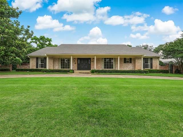 3775 Northaven Road, Dallas, TX 75229 (MLS #14598732) :: The Good Home Team