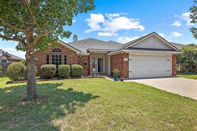 521 Olive Street, Crowley, TX 76036 (MLS #14598733) :: Robbins Real Estate Group